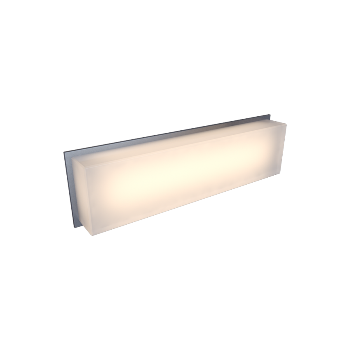 A LED brick for built-in illumination of facades TRIF BRICK