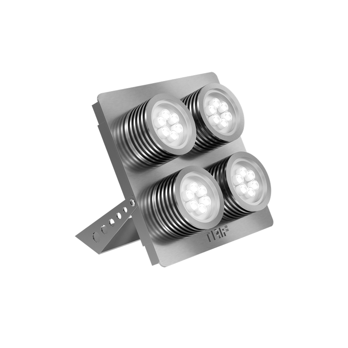 The series is specially designed for lighting of buildings TRIF FOCUS