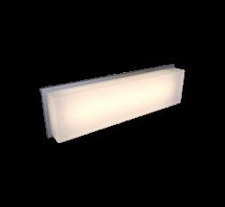 A LED brick for built-in illumination of facades TRIF BRICK