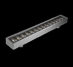 Серия линейных прожекторов для подсветки фасадов зданий и других конструкций