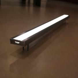 LANE FACADE BASE is a series of linear luminaires